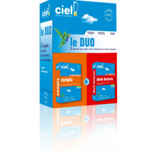 COFFRET ALL-IN CIEL LA SOLUTION PREMIUM (compta + gestion commerciale)